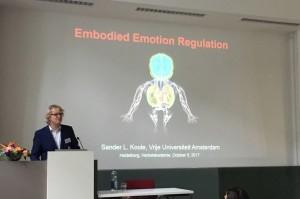 Presentation Sander Koole Heidelberg Herbstsymposium